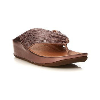 FitFlop - Twiss Crystal - Sandales - rose