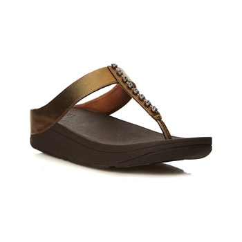 FitFlop - Fino Treasure - Sandales - bronze