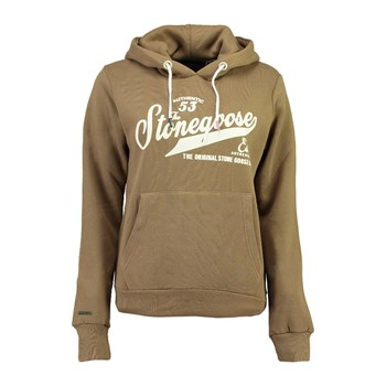 StoneGoose - Funthley - Sweat à capuche - taupe