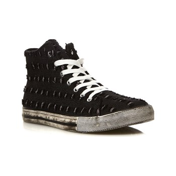 Sisley Young - Sneakers alte - nero