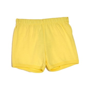 Benetton - Zerododoci - Short - amarillo