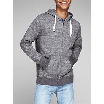 Jack & Jones - Sweat à capuche - gris foncé