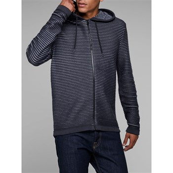 Jack & Jones - Wind - Sweat à capuche - bleu marine