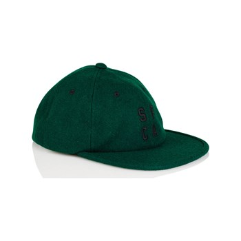 Levi's - Winter fabric low crown brim - Casquette 50% laine - vert