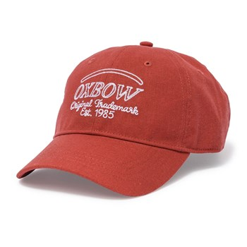 Oxbow - Essey - Casquette - rouge
