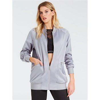 Marciano Los Angeles - Bombers long - gris