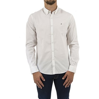 Replay - Chemise manches longues - blanc