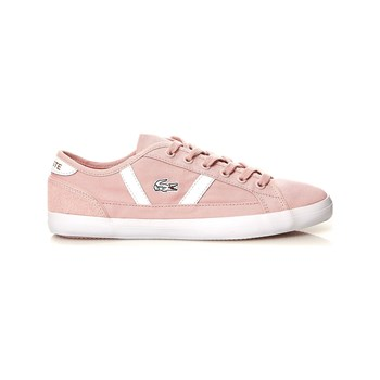 Lacoste - Sideline - Sneakers - rose clair
