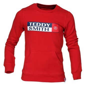 Teddy Smith - Setik rc - Sweat-shirt - rouge
