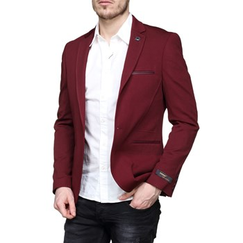 Black Soul - 1154 - Blazer - rouge
