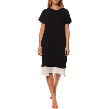 Benetton - Undercolors - Robe T-Shirt - noir