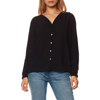 Only - Chemise manches longues - noir