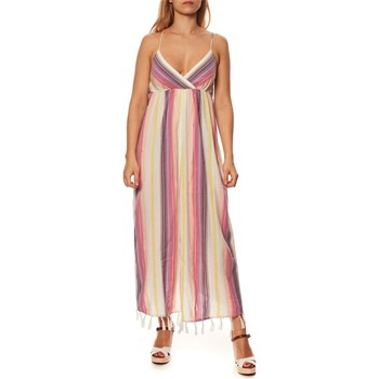 Benetton - Undercolors - Robe fluide - rose