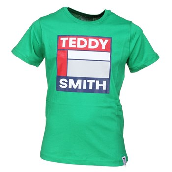 Teddy Smith - Tegis mc - T-shirt manches courtes - vert