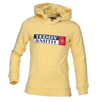 Teddy Smith - Setik hoody - Sweat à capuche - jaune