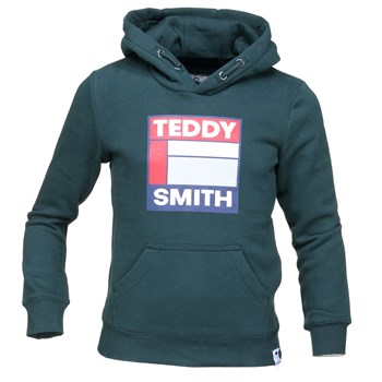 Teddy Smith - Sacot hoody jr - Sweat à capuche - vert