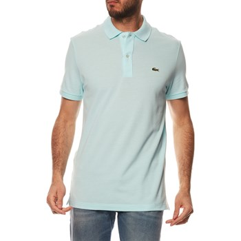 Lacoste - Polo manches courtes - turquoise