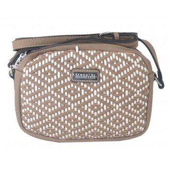 Synonyme Georges Rech - Sac bandoulière - taupe