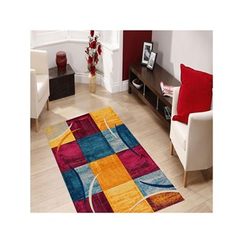 Home Sweet Home - Tapis - bordeaux
