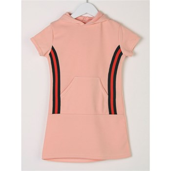 Happy Sweet - Vestido camiseta - rosa
