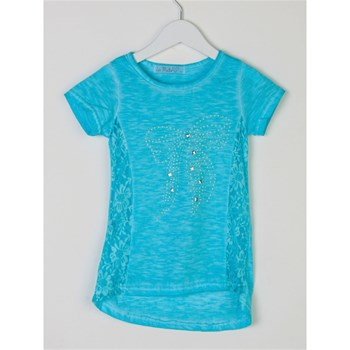 Happy Sweet - T-shirt manches courtes - turquoise