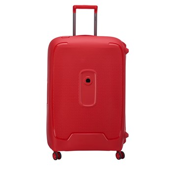 Delsey - Moncey trolley 4dr 76 - Valise - rouge