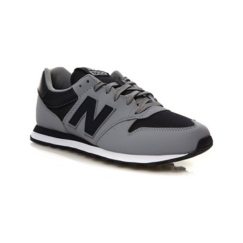 New Balance - Low Sneakers - stahl