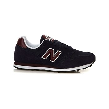 c2e609d8b18 New Balance - Baskets basses - bleu marine