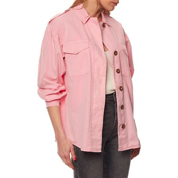 Vero Moda - Chemise manches longues - rose