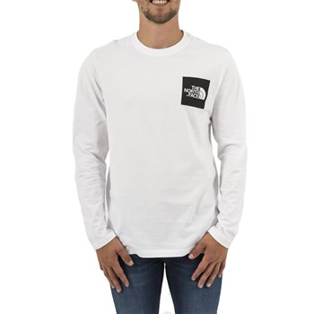 The North Face - 37ft fine - T-shirt manches longues - blanc