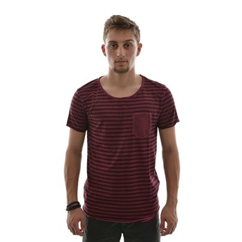 Tom Tailor - T-shirt manches courtes - rouge