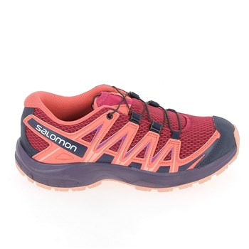 Salomon - Baskets basses - rose