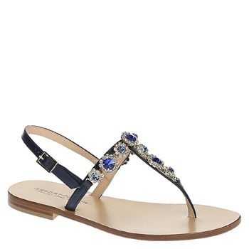 Leonardo Shoes - Sandales - bleu