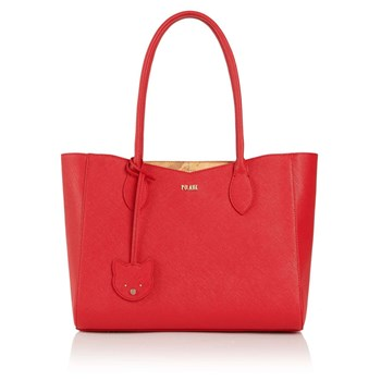 Alviero Martini - Sac shopping - rouge
