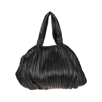 Max Mara - Sac shopping - noir