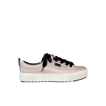 Karl Lagerfeld - Baskets basses - or
