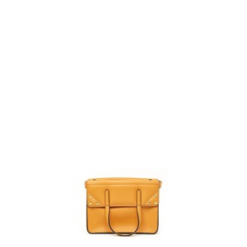 Fendi - Sac porté épaule - orange