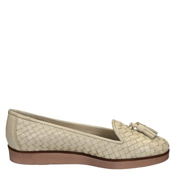 Leonardo Shoes - Mocassins - beige