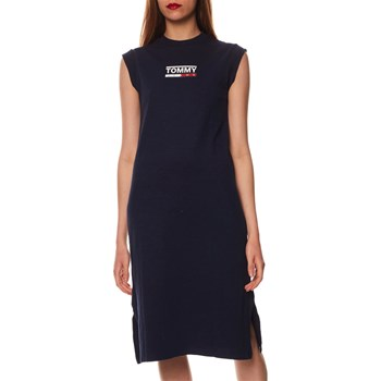 Tommy Jeans - Robe T-Shirt - noir