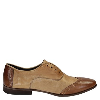 Leonardo Shoes - Mocassins - marron