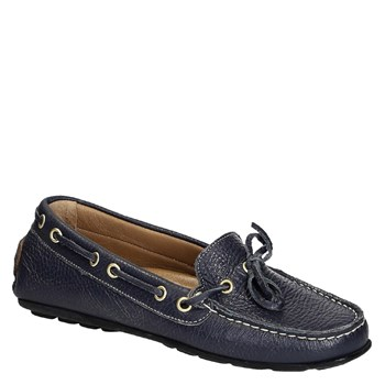 Leonardo Shoes - Mocassins - bleu