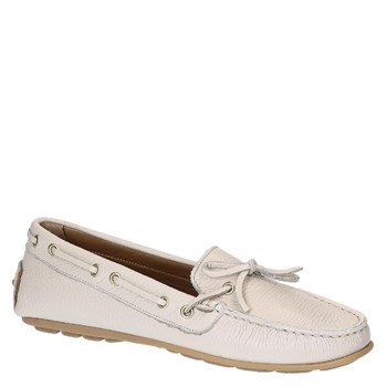 Leonardo Shoes - Mocassins - blanc