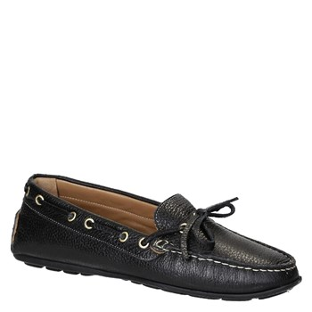 Leonardo Shoes - Mocassins - noir