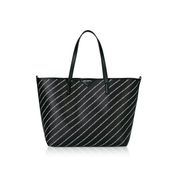 Karl Lagerfeld - Sac shopping - noir