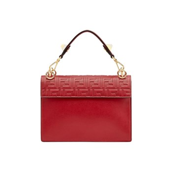 Fendi - Sac à main - rouge