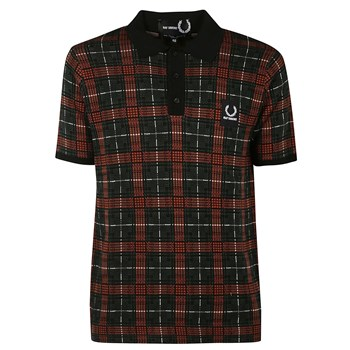 Fred Perry - Polo manches courtes - rouge