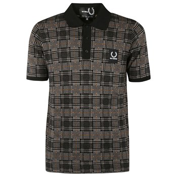 Fred Perry - Polo manches courtes - gris