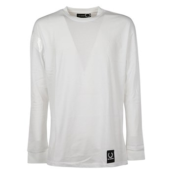 Fred Perry - T-shirt manches courtes - blanc
