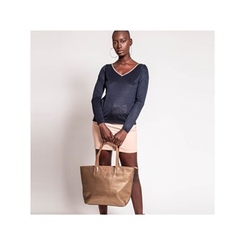 LPB Woman - Shopping bag - ramato