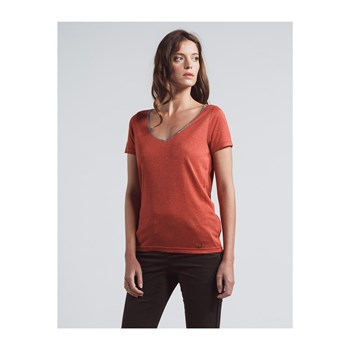 LPB Woman - T-shirt manches courtes - orange